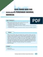 5. Perkembangan Paham Baru Dan Munculnya Pergerakan Nasional Indonesia