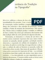 A Forma Do Livro Jan Tschichold Parte 05 - BY ALANA BRAUN