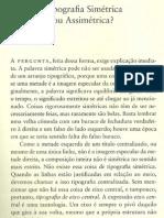 A Forma Do Livro Jan Tschichold Parte 06 - BY ALANA BRAUN