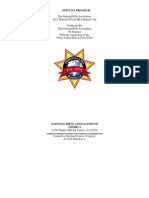 2012 MidwayUSA & NRA Bianchi Cup Information Guide