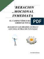 EL CAMINO VÉDICO HACIA LA LIBERACIÓN EMOCIONAL TOTAL