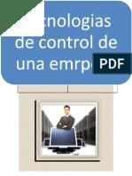 Tecnologias de Control 1
