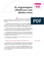 Apostila Fresando Engrenagens Cilindricas Dentes Retos