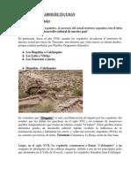 Pueblos Originarios tucumán
