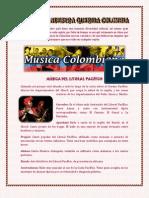 Ritmos de Colombia