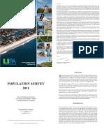 LIPA Population Survey 2011
