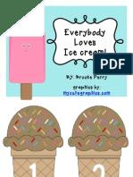 Ice Cream Fun for Preschoolers