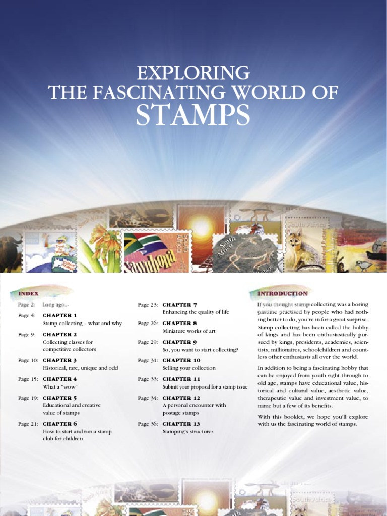 Exploring The Fascinating World Of Stamps Postage Stamp Mail