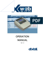 XWEB500 Operation Manual Copy