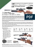 Rapid Mk 2 Specs