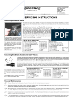 Rapid Range Servicing Instructions