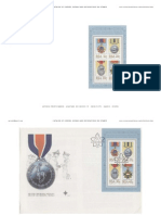 Catalogue of medals on stamps III