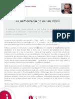 AO Anton Losada-La Democracia No Es Tan Dificil