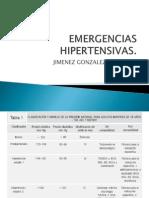 Emergencias Hipertensivas Jose