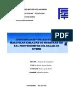 Laboratorio de Investigacion Arcani Aguilar Maribel