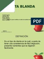Dieta blanda pdf