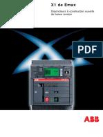 Disjoncteur ABB 660V