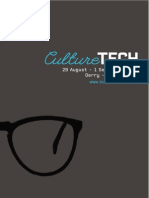 CultureTECH Programme