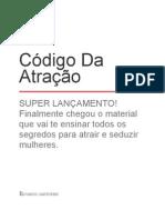 Código Da Atração (Eduardo Santorini) PDF