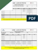Odonto Unime Lauro Horarios 2012.2 17-7-12