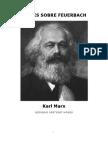 Karl Marx Teses Sobre Feuerbach