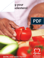 HIS3 Reducing Cholesterol Booklet