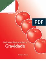 Deduções Básicas sobre a Gravidade - Thiago C Araujo
