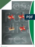 GESPÚBLICA - desburocratização
