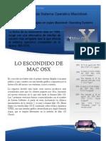 Estructura Mac.osx