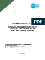 CIFRA - DT11 - Subexploracion y Sobreexplotacion