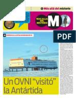 Tapa Suplemento MISTERIO 26/08/2012