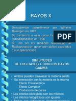 RAYOS X ( X-RAY)