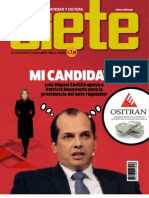 Semanario Siete- Edición 41