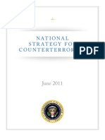 Natl Strategy for Counter Terrorism