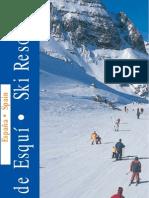 Estaciones de Esqui