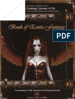 Book of Erotic Fantasy by Azamor