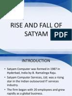 Satyam Final Ppt