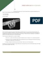 Bass Guitar Lesson - Fender Pl