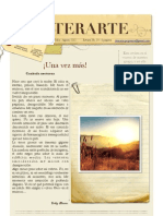 Revista Literarte No. 39