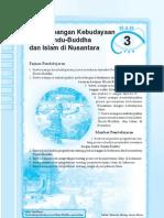 3. Perkembangan Kebudayaan Masa Hindu-Budha Dan Islam Di Nusantara