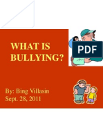 Bullying Handouts