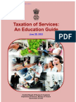 Master e Book on Service Tax