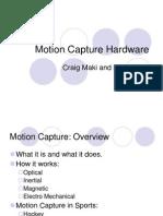 Motion Capture Hardware 2
