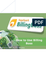 How to Send Invoice Using Billing Boss
