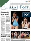 The Dallas Post 08-26-2012
