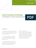 Challenges Faced by Seed Manufacturers