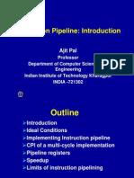 Lec 7 Instruction Pipeline Intro