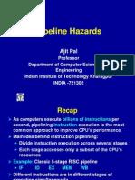 Lec-8 Pipeline Hazards