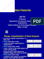 Lec-9 Data Hazards