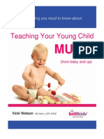 eBook Teaching Your Young Child Music